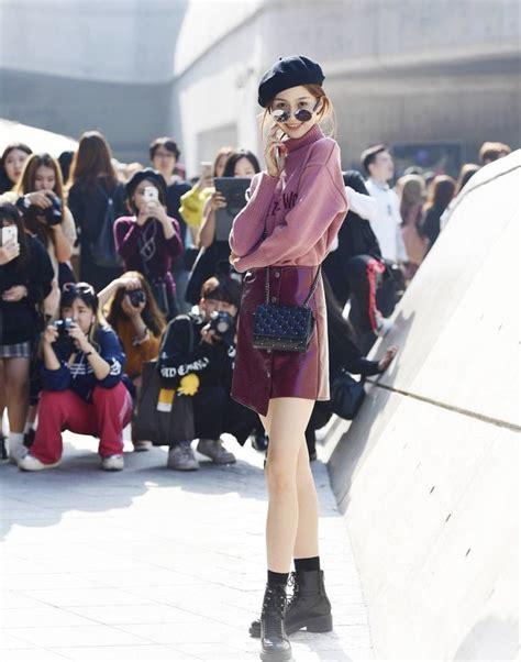 seoul fashion week   asian style ensorcelant