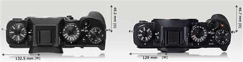 Fujifilm Xt1 X T1 Ir Xt2 X T2 Metal Shoe Hotshoe Thumb Up Gripfuji fuji x t2 vs fuji x t1 size comparison mirrorlessrumors