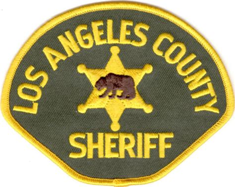 County Of Los Angeles Search Los Angeles Co Sheriff S Department Patches 20