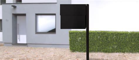 moderne briefkästen letterman 2p briefkasten radius design