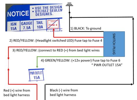 opt7 led switch wiring diagram 28 images opt7 led