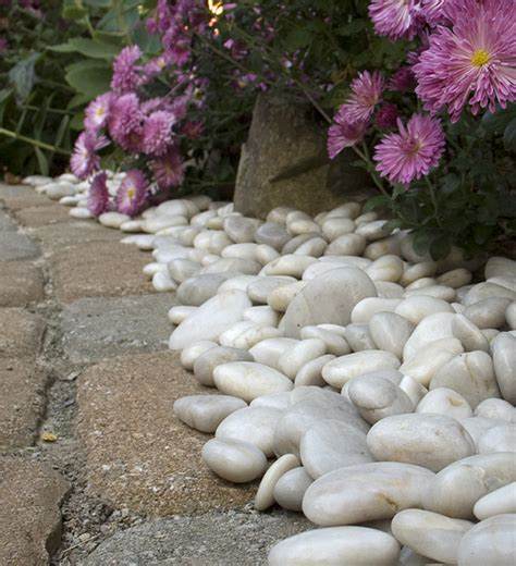 landscaping ideas with white rock pdf