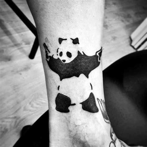 small panda tattoo ideas 100 panda b 228 r tattoo designs f 252 r m 228 nner manly ink ideen