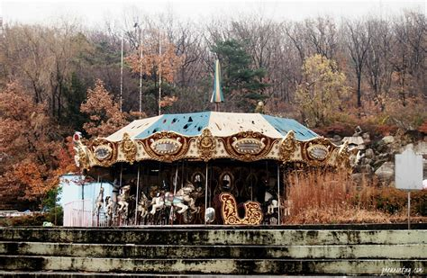 Yongma Land: An Abandoned Amusement Park Stuck in the 80s