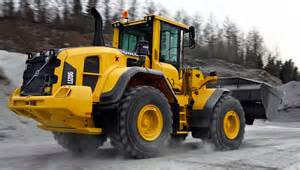 Volvo Wheel Loader Low Cost High Performing Volvo L110g And L120g Wheel Loaders