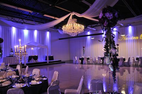 quinceanera halls in tx party hall lighting in