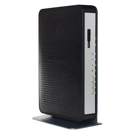 Modem Wifi netgear 174 n450100nas n450 wifi cable modem router