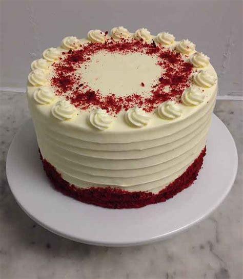 Decorating Ideas For Velvet Cake Velvet Cake Sugar And Salt The Best Bakery In