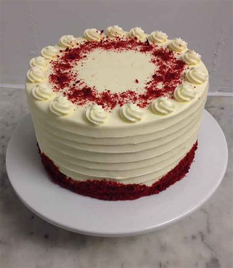 Red Velvet Cake   Sugar and Salt   The Best Bakery in