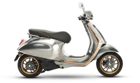 design your dream scooter vespa to launch first electric scooter with 62 mile range