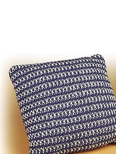 two colour knitting patterns free free pillow knitting patterns two color pillow