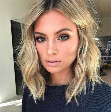 curly lob hairstyle pictures frisuren haarstyle 50 best short haircuts you will want
