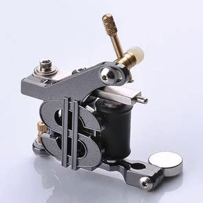 handmade tattoo liner luxury zinc alloy handmade tattoo machine shader liner