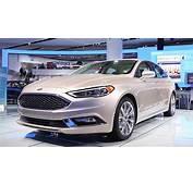 2017 Ford Fusion Interior Specs Release Date