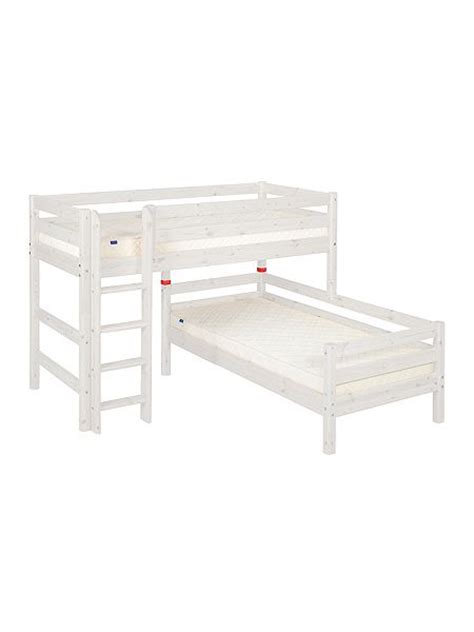 flexa loft bed flexa stepped or angled bunk beds with ladder house of fraser