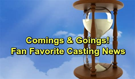days of our lives comings and goings nov 2015 days of our lives spoilers casting news comings and
