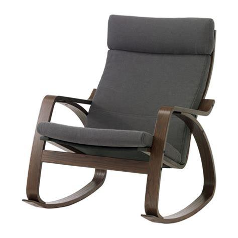 ikea chairs poang po 196 ng rocking chair finnsta grey ikea