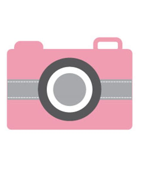 camera clip art pictures and printables