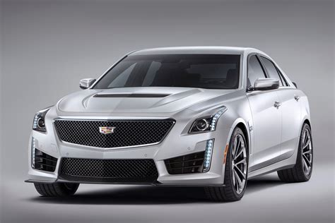 Cadillac Cts Price by 2016 Cadillac Cts V Price Starts At 84 990 187 Autoguide