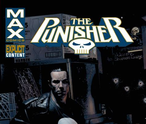 punisher max the complete punisher max the complete collection vol 1 tpb trade paperback comic books comics