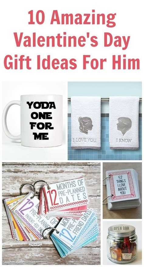 valentines days gift ideas for 10 amazing s day gift ideas for him tots