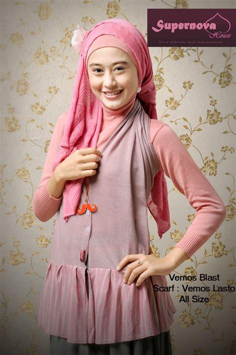 139 Gamis Pesta Muslimah Bordir Ungu Muda vms blast ungu nila baju muslim gamis modern