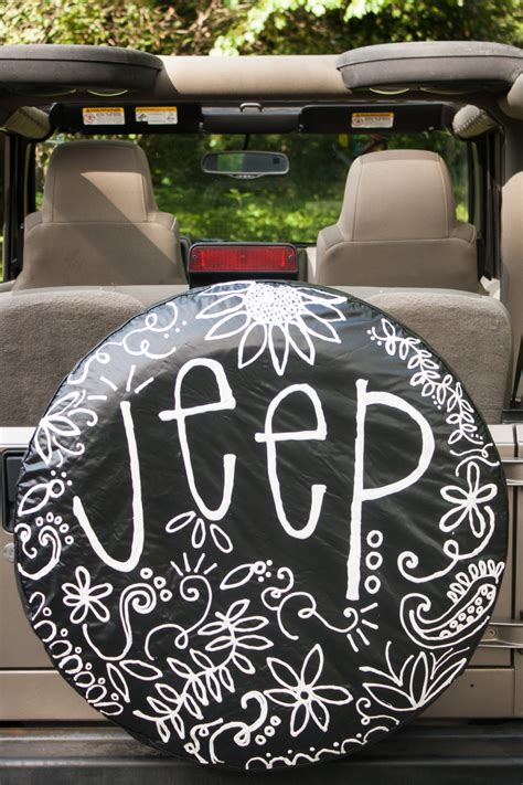 Tire Cover Jeep Custom Jeep Wheel Cover