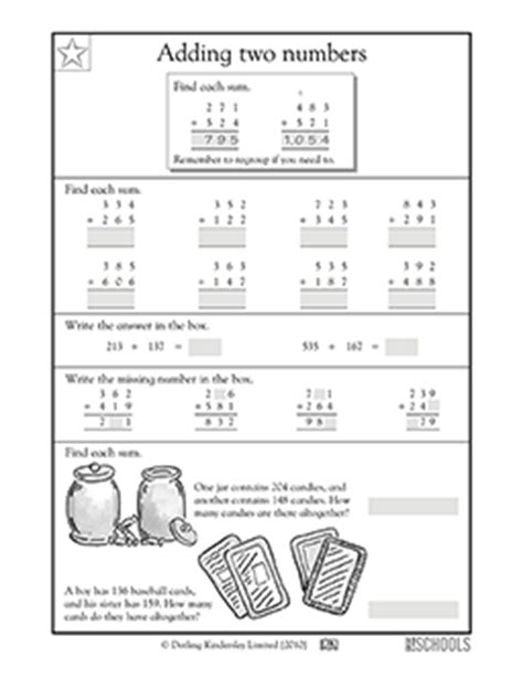 diagram addition 3rd grade diagram for 3rd grade math choice image how to guide and refrence