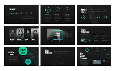 Z Generation Creative Powerpoint Template 65792 Creative Powerpoint Template