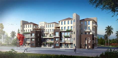 warehouse appartment high class apartment chennai 3d power