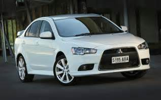 Mitsubishi Lancer 1 Mitsubishi Lancer Range Updated For 2014 Photos 1 Of 4