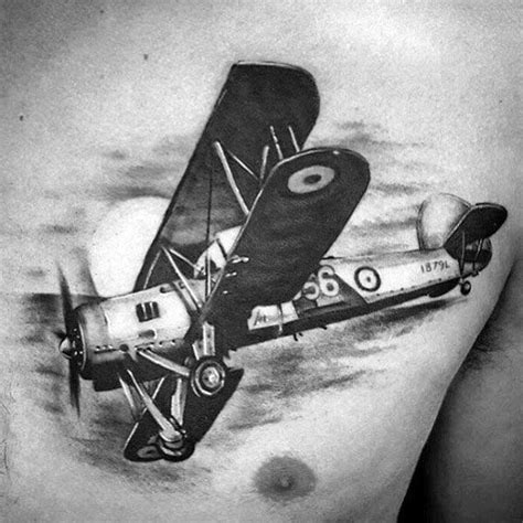 propeller tattoo designs 50 propeller ideas for bladed fan designs