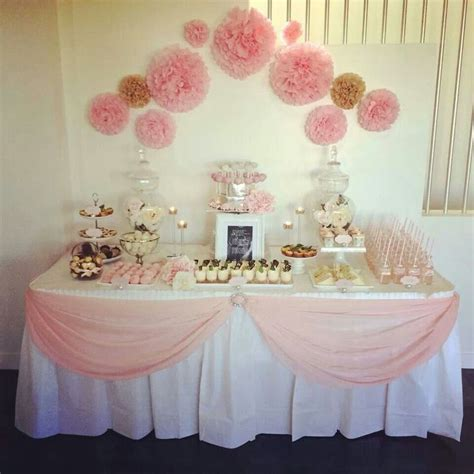 baby shower table decorations 25 best ideas about christening decorations on