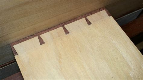 dovetail baseline gap canadian woodworking and home