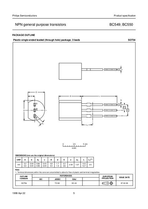 bc550 transistor equivalent transistor bc550 datasheet 28 images on semiconductor bc550 series datasheets bc550cg bc550c