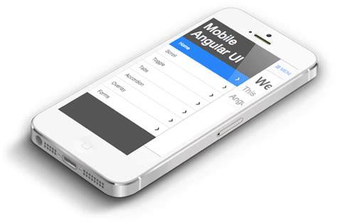 mobile ui css mobile angular ui angular js mobile ui framework with