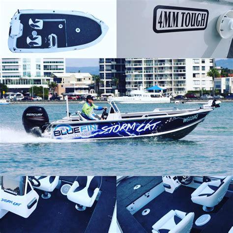 public boat r wynnum bluefin boats