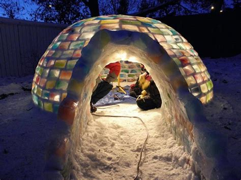 how to make an igloo in your backyard 17 igloos that are real grand designs and make you want to