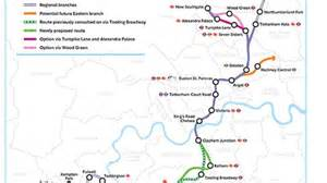 Chair Rail Definition - all about london crossrail 2 has been given the go ahead
