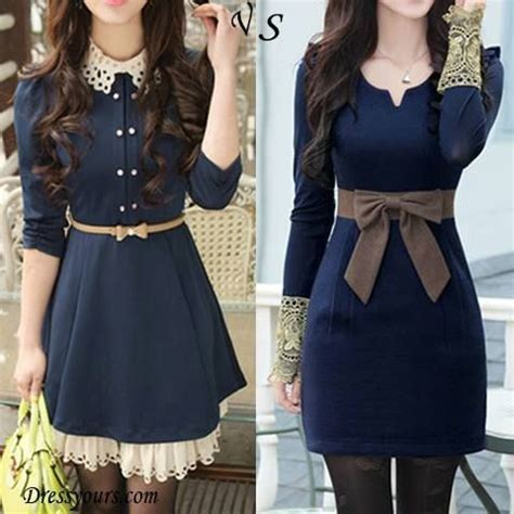 goo dress which one would you like to try v or s dress v gt gt http