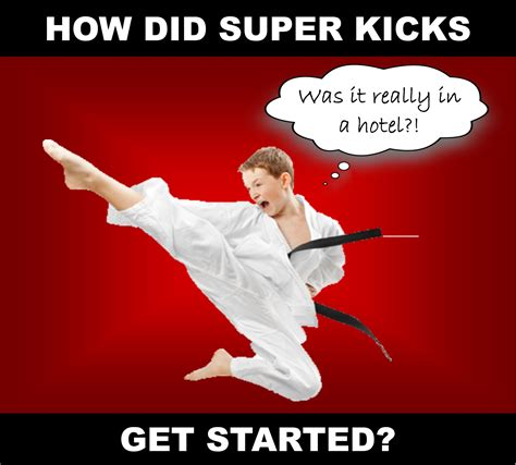 how did get started kicks karate in ashburn how did we get started