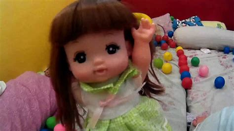 Mainan Boneka Swing Doll mainan anak lucu mainan anak boneka bayi mell chan activities playtime with baby doll