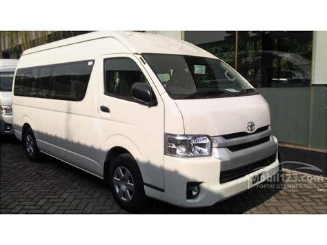 Harga Vans Indonesia 2018 jual mobil toyota hiace 2018 luxury 2 5 di jawa timur