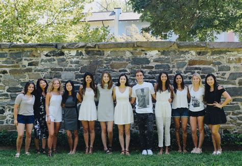 Georgetown Mba Contact by Dressmate Startup Comes To Gu