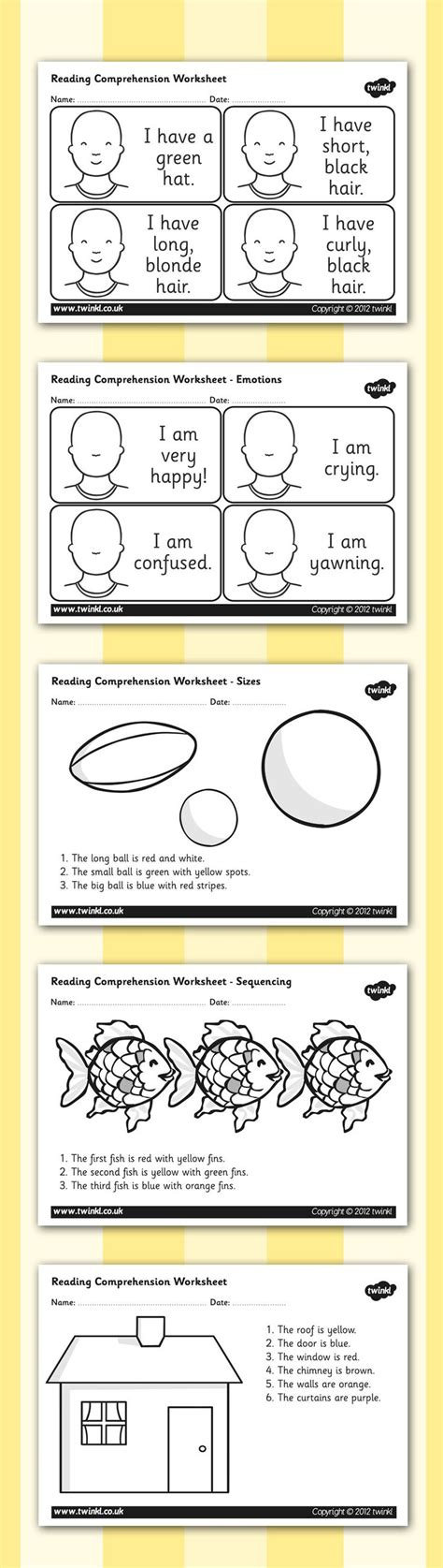 best 25 reading worksheets ideas on