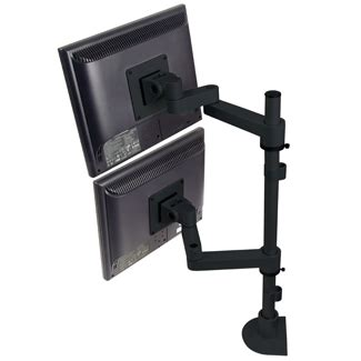 Computer Monitor Desk Mount Multi Monitor Desk Mount Dual Computer Monitor Mount