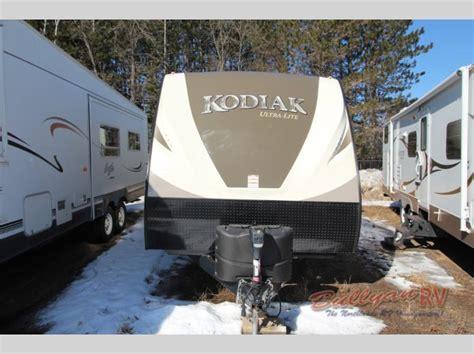 dutchmen kodiak ultimate 252rlsl travel trailer model 2014 dutchmen rvs for sale in minnesota