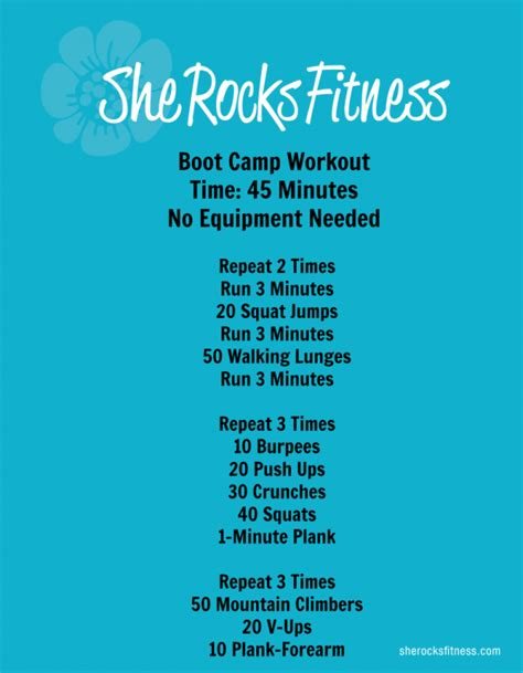 ready to sweat 10 strength and cardio workouts plus a get