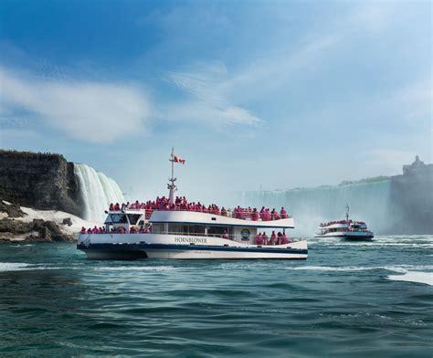 niagara falls boat tour april niagara falls boat excursions to start early wbfo