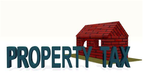 house taxes property taxes